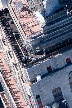 Empire State Building observation deck by John Majoris