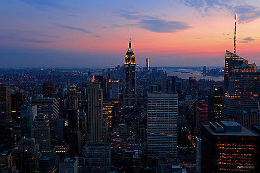 Empire State Building by Scott Fracasso
