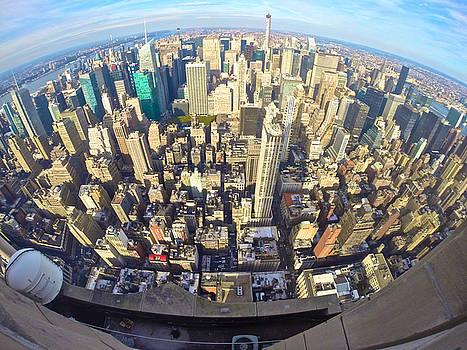 Steven Lapkin - Empire State View