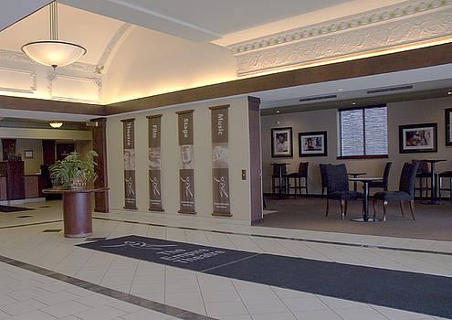Michael Rutland - Empire Theatre Lobby