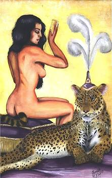 Scarlett Royal - Empress and Her Cat
