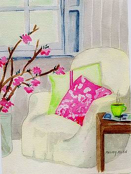 Empty Chair Series 2 by Melody Allen