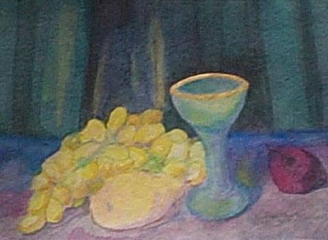 Empty Glass by Elizabeth A Gawronski