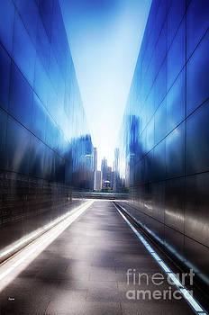Empty Sky Memorial  by Steven Digman