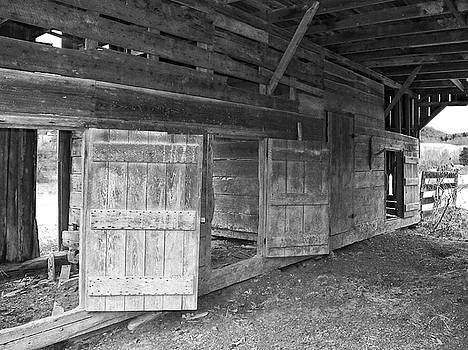 Empty Stalls by Susan Leggett