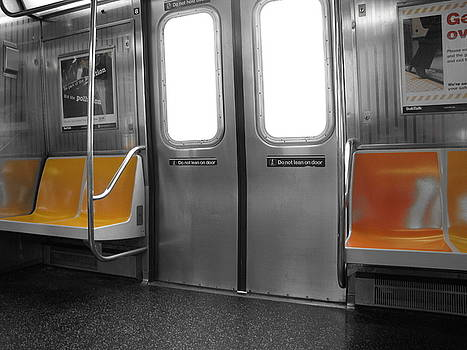 Empty Subway by Peter Aiello