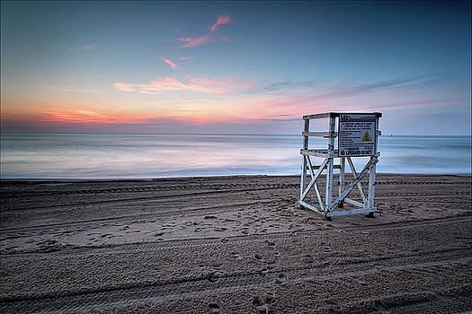 Empty Sunrise by Jeremy Clinard