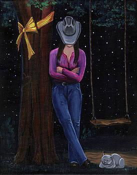 Empty Swing by Gail Finn