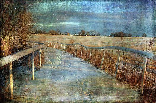 Empty Track by Randi Grace Nilsberg
