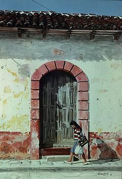 Michael Earney - En Calle Ejercito Nacional