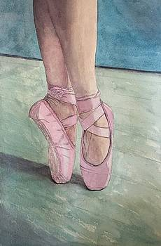 En Pointe by Sharon Gerber