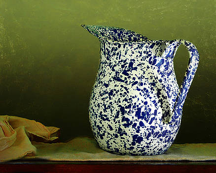 Nikolyn McDonald - Enamelware - Pitcher