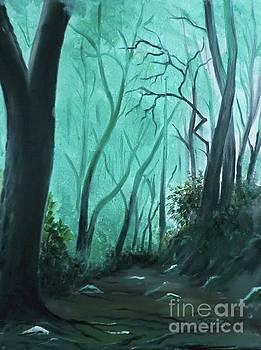 Derek Rutt - Enchanted Forest