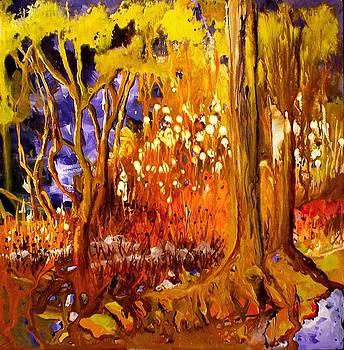 Enchanted Forest  by Sandra Sengstock-Miller