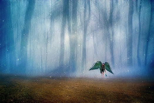 Enchanted Forest by Yvonne Emerson AKA RavenSoul