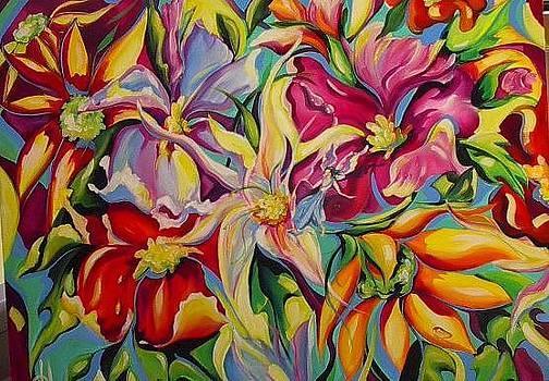 Enchanted Garden by Heather Roddy