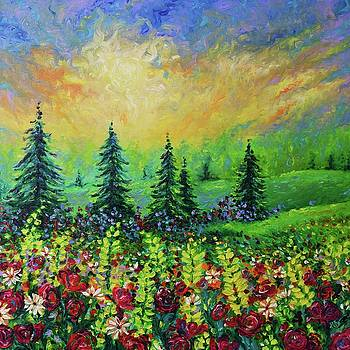 Enchanted Hills by Elizabeth Cox