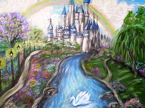 Enchanted Kingdom by Vickie Wooten