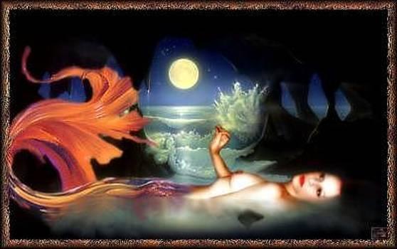 Enchanted Mermaid by Susan Brewer