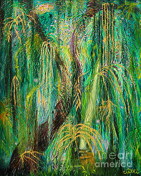 Enchanted Rain Forest by Anne Cameron Cutri