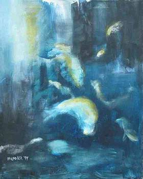 Enchanted Sea by Halle Treanor
