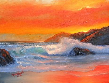 Enchanted Sea by Natascha de la Court