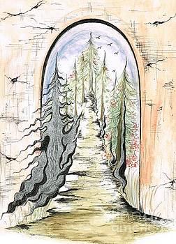 Enchanting View  by Teresa White