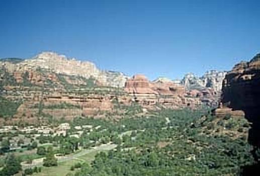 Gary Wonning - Enchantment Resort Sedona Arizona