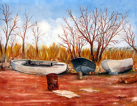 Encroachment in Belford by Leonardo Ruggieri