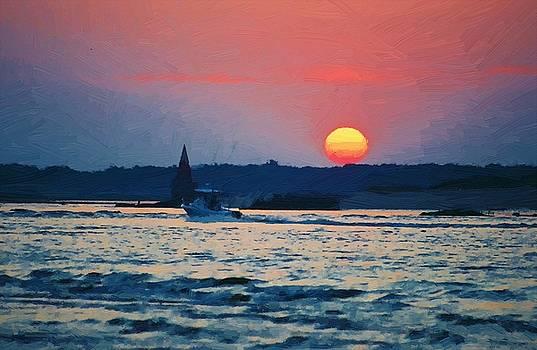 End of Day by John Ellis