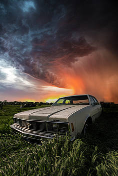 End of Days  by Aaron J Groen