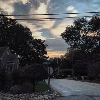 End Of My Street by Bridgett Dockray