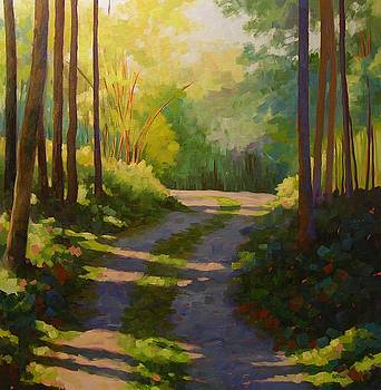 End of the Driveway by Mary McInnis