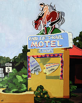 End of Trail by Melinda Patrick