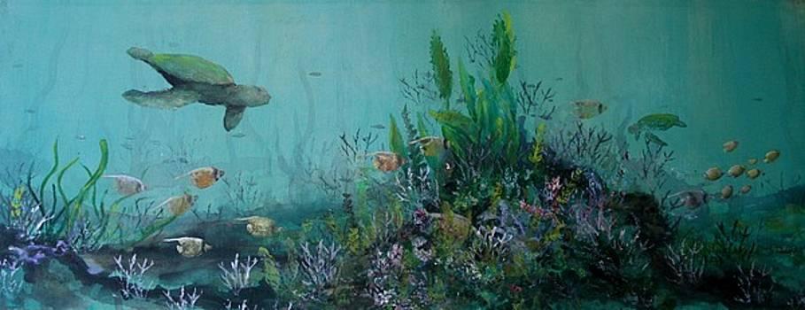Endangered Green by Ana Bikic