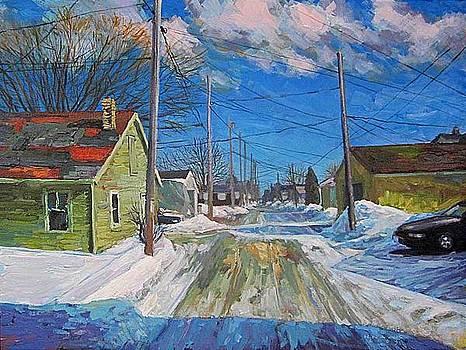 Endless Alley by Dale Knaak
