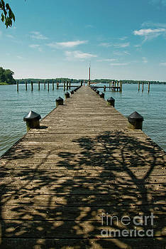 Endless Dock by Melissa Fague