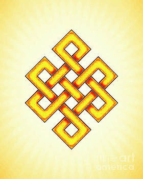 Endless Knot - Artwork 2 by Dirk Czarnota
