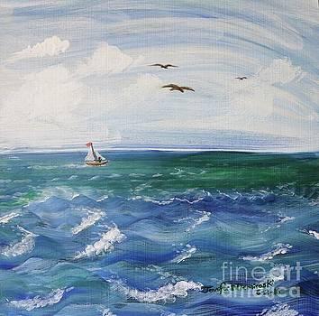 Endless Ocean by Jennifer Niemiroski