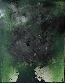 Enfin un arbre sur Titan 2005 by Annick Gauvreau