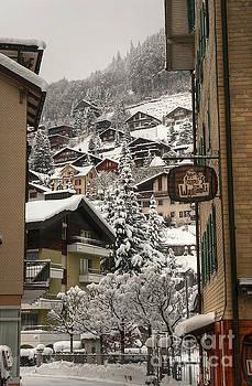 Engelberg Switzerland by Caroline Pirskanen