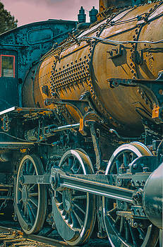 Engine 1531 by James Canning