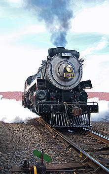 Engine 2317 - vert. by Rich Walter