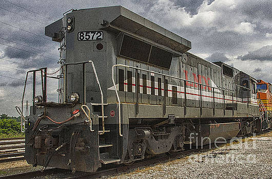 Engine 8572 by JRP Photography