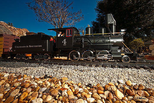 Christopher Holmes - Engine No. 4