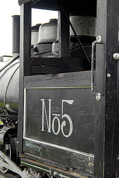 Engine No 5 by Michelle Halsey