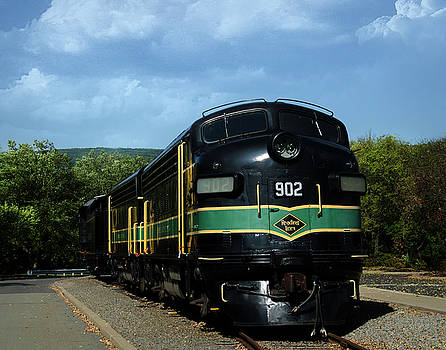 Eleanor Bortnick - Engine Number 902
