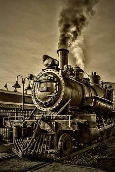 Sharon Popek - Engine Steam