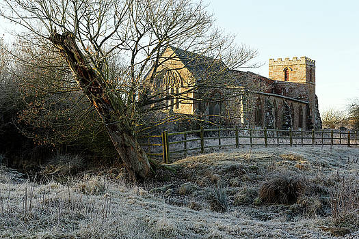 England Church by David Harding