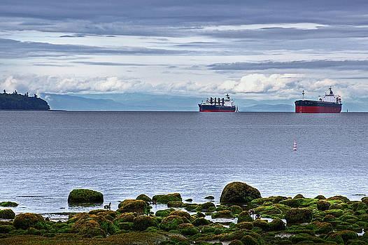 English Bay by Richard Hinds